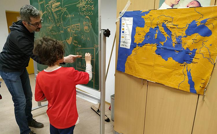 Berlín consolida la Catescola com a aprenentatge del català