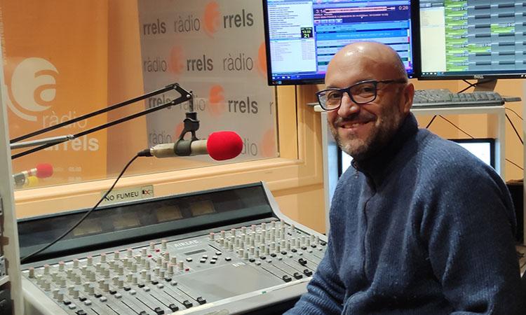 """Albert Noguer: """"Si algun dia el francès entra a Ràdio Arrels, la nostra essència se n'aniria en orris"""""""