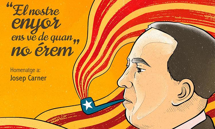 El Correllengua 2020 es dedicarà a Josep Carner i seguirà viu a la Catalunya Nord