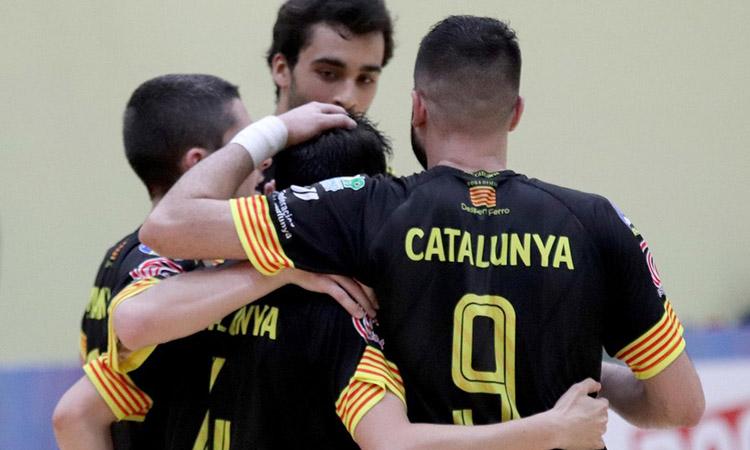 Catalunya supera el Nepal i s'enfrontarà a Sud-àfrica als quarts de final del Mundial
