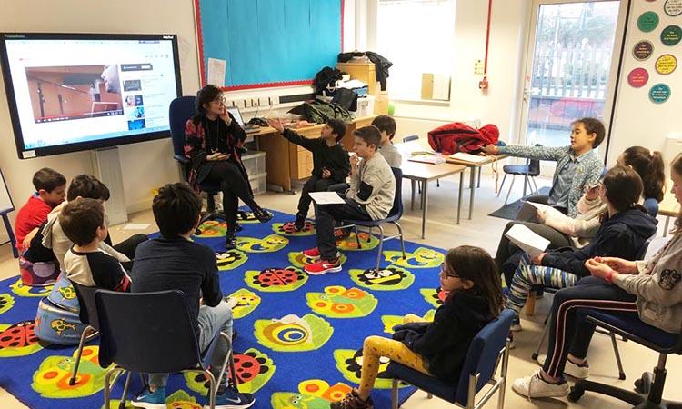 Cultivant el català entre els infants en un entorn anglosaxó