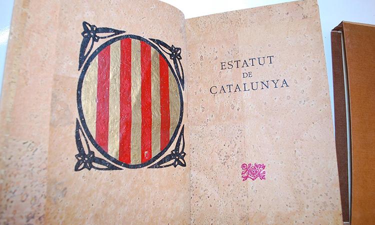 Lausana mostra un estudi sobre els estatuts de Catalunya