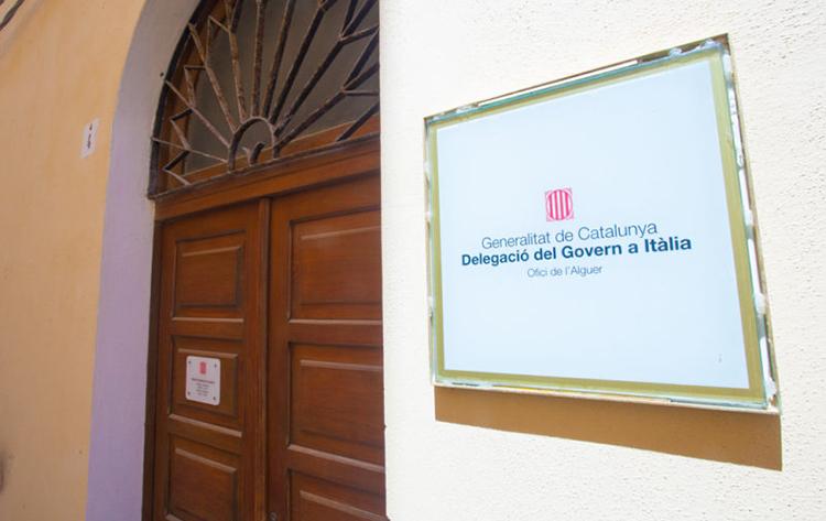 Oferten una plaça de tècnic cultural a la delegació d'Itàlia