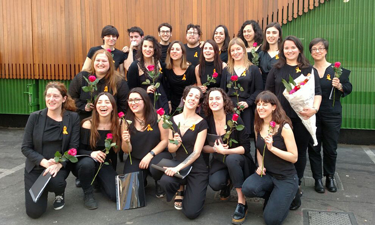 London Catalan Choir: unides per la cançó