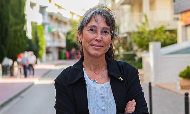 """Mariona Illamola: """"Volem que la proposta del vot exterior dels catalans no quedi en paper mullat al Congrés"""""""