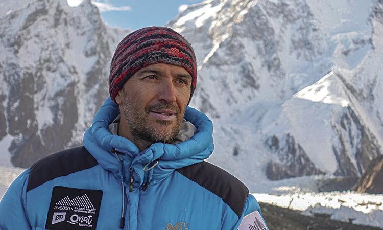 Mor l'alpinista català Sergi Mingote en un accident al K2 a l'Himàlaia