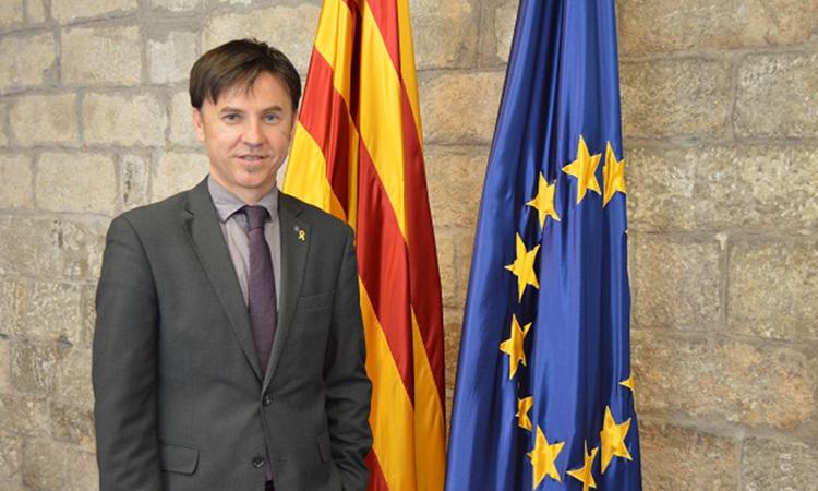 """Sala: """"El 155 és una amenaça que no és benvinguda a Catalunya"""""""