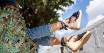 Lastart up barceloninaViscataposa de moda l'espardenya als Estats Units