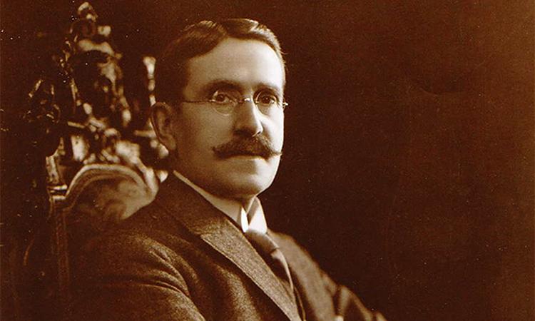 Rosario immortalitzarà l'emprenedoria del català Federico Alabern