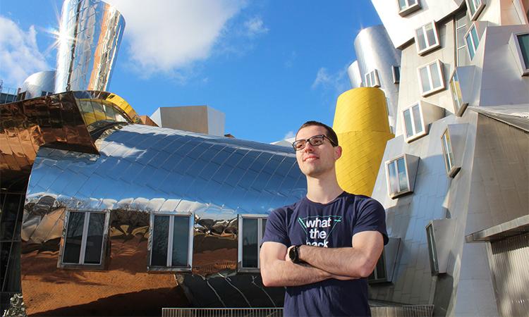 Aleix París: del Guinardó al MIT, el bressol mundial de l'enginyeria