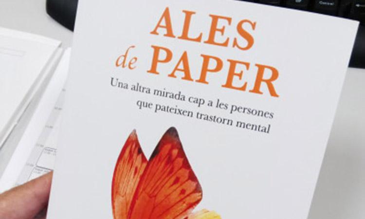 Brussel·les acollirà la presentació d''Ales de paper', de Cristina Páez