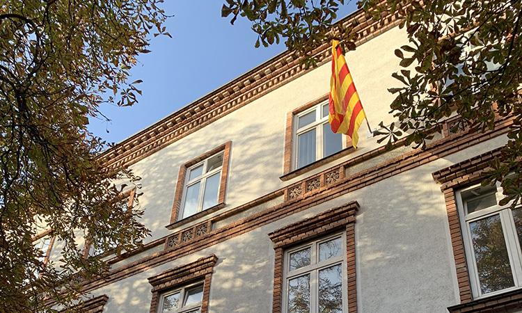 La delegació catalana a Zagreb es trasllada a l'edifici on s'ubicava abans del 155