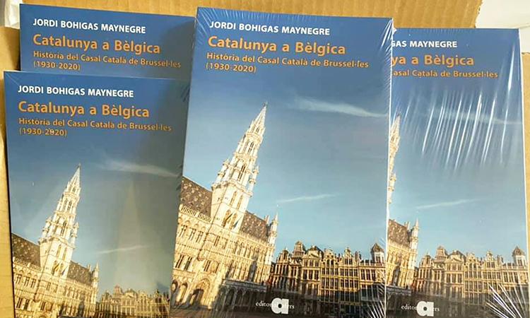El llibre del 90è aniversari del Casal Català de Brussel·les es presentarà el 30 de setembre
