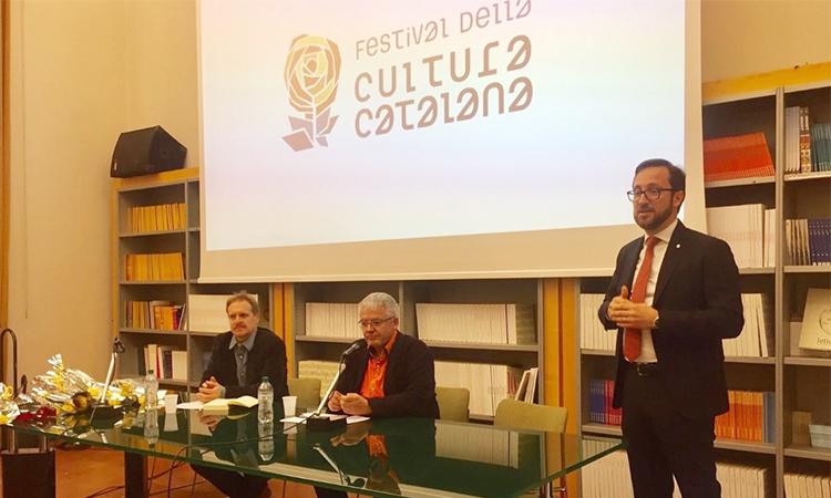 Itàlia clou amb bona nota la primera edició del Festival de Cultura Catalana