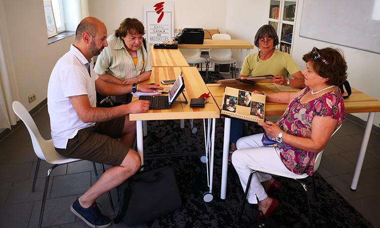 Brussel·les oferta una plaça de coordinador per al Casal Català