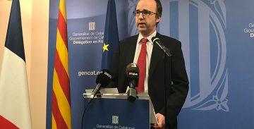 El Govern demana als francesos que no viatgin a Catalunya per frenar els contagis de Covid-19