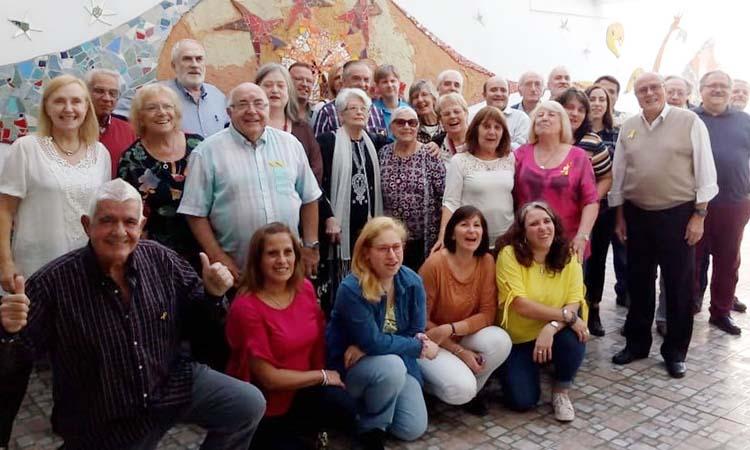 El Con Sud Amèrica, la comunitat catalana a l'exterior més reconeguda