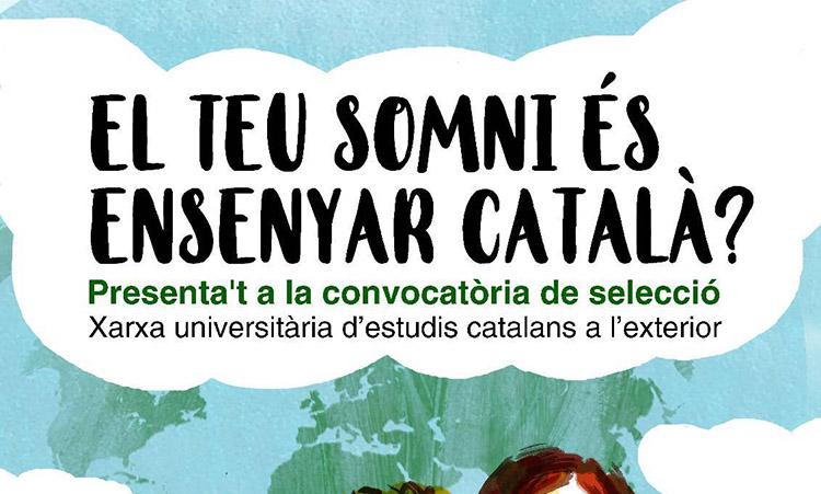 Una vintena d'universitats a l'exterior sol·liciten professors d'estudis catalans