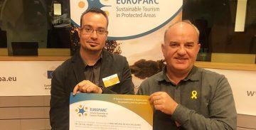 El Parc Natural de les Capçaleres del Ter i del Freser rep la Carta Europea de Turisme Sostenible