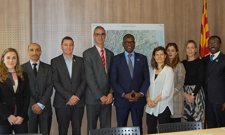 Catalunya fomentarà la innovació digital a l'Àfrica com a eina de desenvolupament social