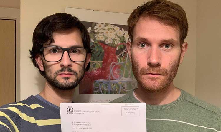 El consolat espanyol a Londres denega la inscripció de dos infants per ser 'catalan nationals'
