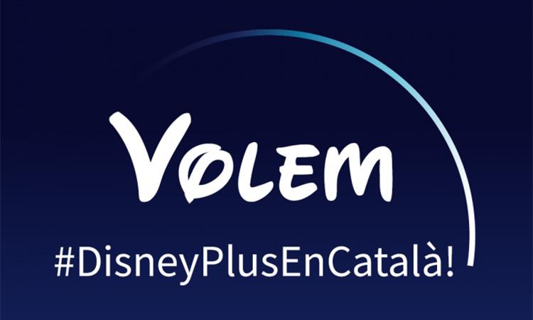 Plataforma per la Llengua demana a Disney+ que inclogui el català