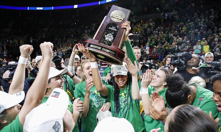 La final four de la NCAA femenina de bàsquet tindrà representació catalana