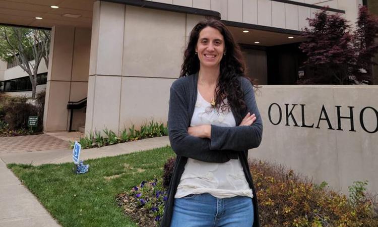 """Eva Troyano: """"Als Estats Units se't valora a la feina, però has de gestionar l'ambició"""""""