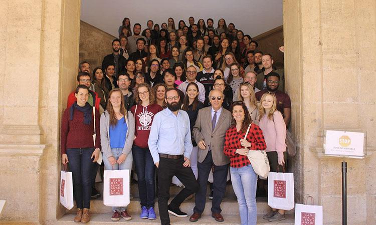 Madrid, seu de la trobada internacional de Professors i Estudiants de Català a l'Exterior