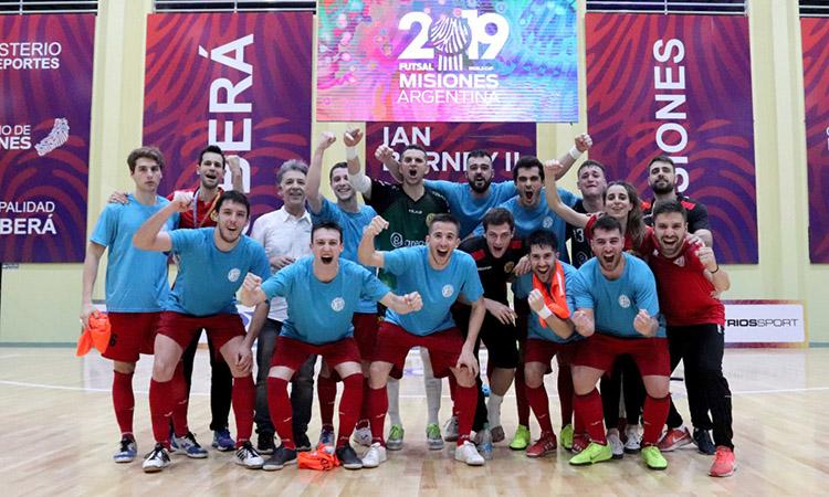 Catalunya debuta amb una victòria de prestigi davant França al Mundial d'Argentina