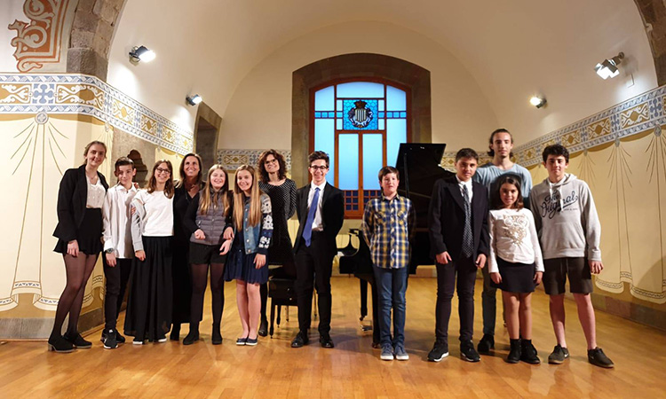 L'Aula de Música L'Orquestra de Granollers visitarà Luxemburg en un intercanvi musical