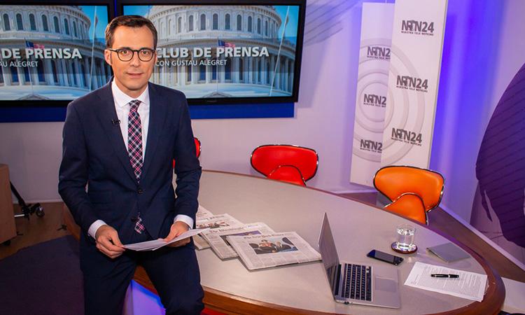 """Gustau Alegret: """"L'època Trump ha contribuït a enfortir el periodisme als Estats Units"""""""
