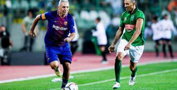 El Barça Legends jugarà un quadrangular a São Paulo el 15 de desembre vinent