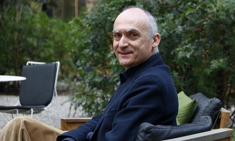 El filòsof català Josep Maria Esquirol participa al Correntes d'Escritas virtual