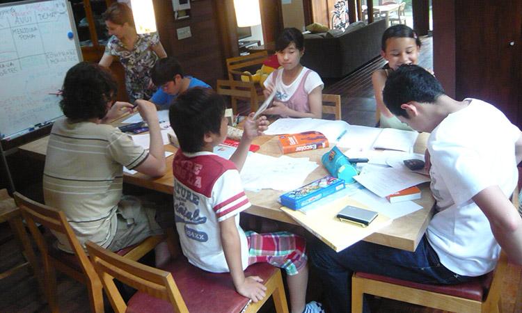 'Dissabte català' o com fer de voluntari per a la llengua a Kyoto