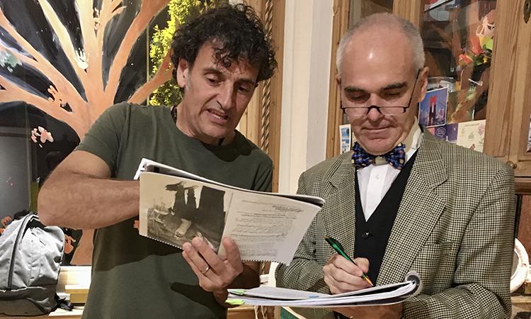 La Quinta Forca, una colla d'apassionats pel teatre català fet des de Zuric