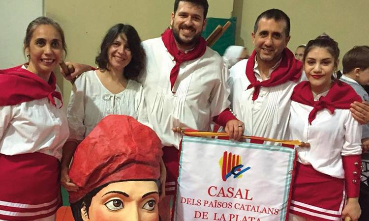 La Plata, un casal amb distintiu dels Països Catalans