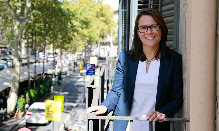 """Laura Foraster: """"DIPLOCAT fa el que ha fet sempre Catalunya: mirar el món"""""""