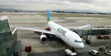 L'aerolínia de baix cost Level estrena ruta directa entre Barcelona i Nova York