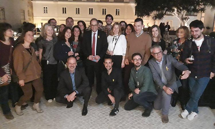 Lisboa recupera l'activisme amb la refundació del Casal Català