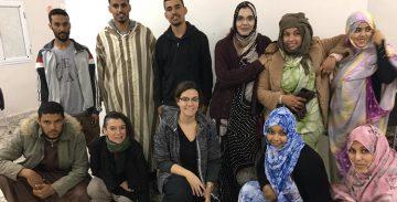 La Universitat de Lleida forma fisioterapeutes als camps sahrauís d'Algèria