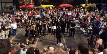 Londres tornarà a viure l'essència de Sant Jordi a Camden Market