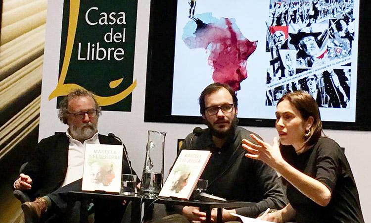 El còmic català 'Mandela i el General' rep una distinció als Estats Units