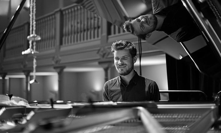 """Mezquida: """"La meva música és una barreja de la passió i la meva manera de ser"""""""