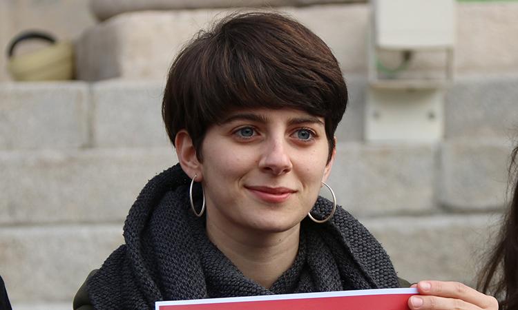 """Marta Rosique: """"El vot exterior és rellevant perquè pot tenir una capacitat d'incidència política molt elevada"""""""