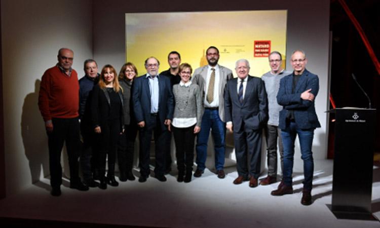 Set artistes de Mataró exposaran a Nova York