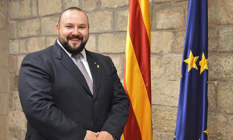 """Daban: """"Cal tenir valentia per viure sota l'amenaça diària del govern espanyol'"""