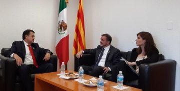 """Bosch: """"Mèxic té una alta sensibilitat i respecte pels drets humans i la democràcia"""""""