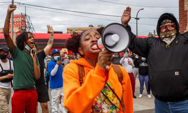 Els catalans de Minneapolis viuen amb incertesa les protestes per la mort de George Floyd