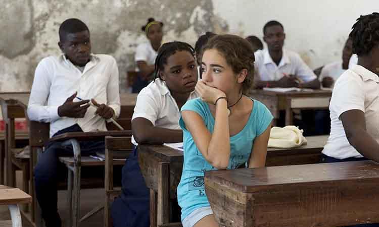 El català Josep Maria Borrell ofereix un retrat de l'educació a les zones rurals de Moçambic